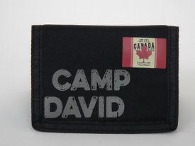 Camp David peňaženka CD609220060 Čierna
