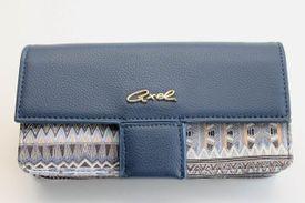 Axel peňaženka CQ703029099 modrá