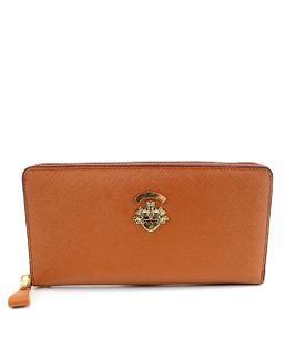 Polo Goden peňaženka GP709052014 hnedá