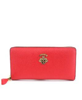 Polo Goden peňaženka GP709052088 Červená