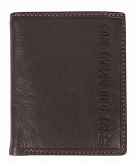 Peňaženka QT607156045 hnedá