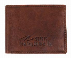 Peňaženka QT607160040 hnedá