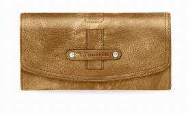 Tamaris peňaženka QW709086045 hnedá