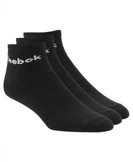 Reebok ponožky QM786129R60 Čierna