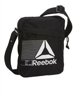 Reebok kabelka QM801130R60 Čierna