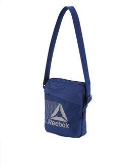 Reebok kabelka QM801130R98 modrá