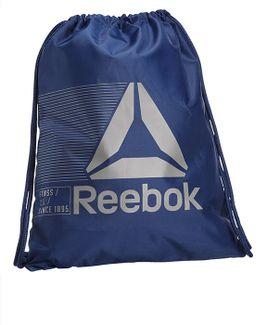 Reebok ruksak QM801131R98 modrá