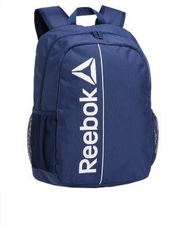 Reebok ruksak QM801133R98 modrá