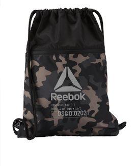 Reebok ruksak QM801137R60 Čierna