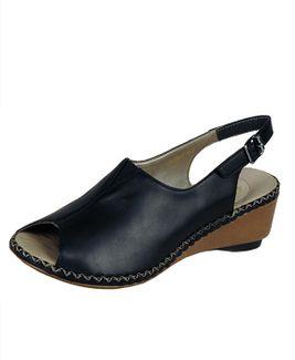 Rieker sandále QR852137060 Čierna