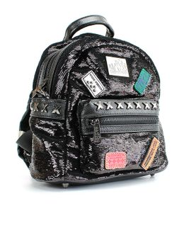 HACKERS ruksak HH708008060 Čierna