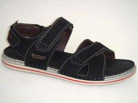 Distanc sandále MO672094060 Čierna
