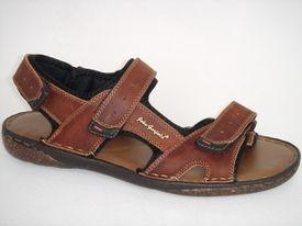 Sandále MR672134040 hnedá