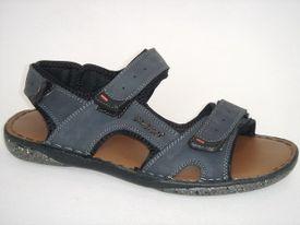 Sandále MR672134099 modrá