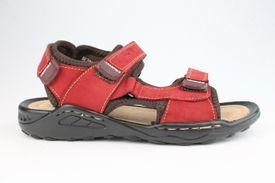 John Garfield sandále MR762169088 Červená