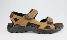 John Garfield sandále MR772177011 hnedá