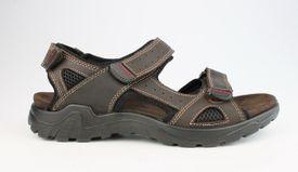 John Garfield sandále MR772177013 hnedá
