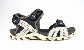 John Garfield sandále NA772286009 sivá
