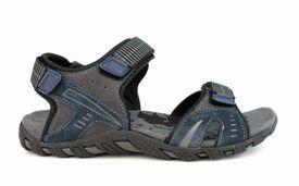 John Garfield sandále NA772286062 Čierna