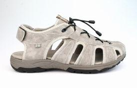 John Garfield sandále NA772291009 sivá