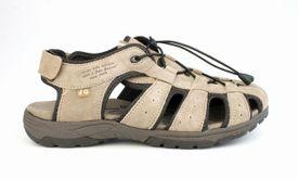 John Garfield sandále NA772291044 hnedá
