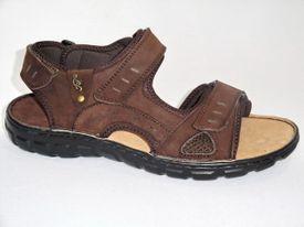 Sandále NR672052045 hnedá