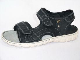 Sandále NR672052061 Čierna