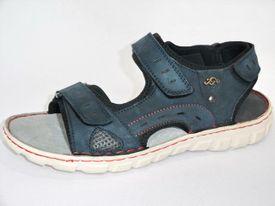 Sandále NR672052099 modrá