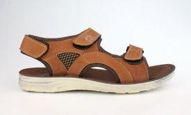 John Garfield sandále NR772065040 hnedá