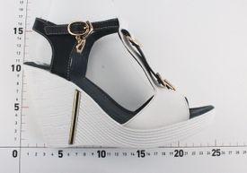 La Maria sandále OS752023019 biela