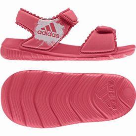 Adidas sandále QM722864084 ružová