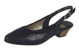Rieker sandále QR752021060 Čierna
