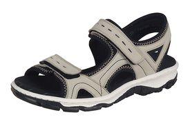Rieker sandále QR752033011 béžová