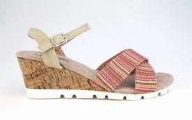 La Vita sandále TB752046027 Červená