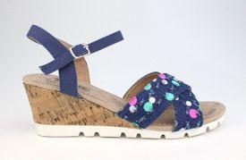 La Vita sandále TB752046099 modrá