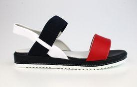 John Garfield sandále TI752001092 modrá