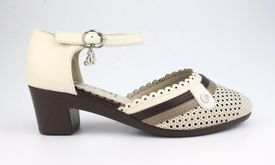 John Garfield sandále TI752012011 béžová