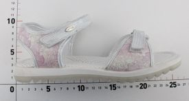 La Vita sandále TZ732118084 ružová