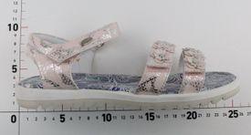 La Vita sandále TZ732119084 ružová