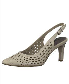 Tamaris sandále QW852425011 béžová