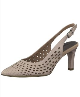 Tamaris sandále QW852425025 ružová