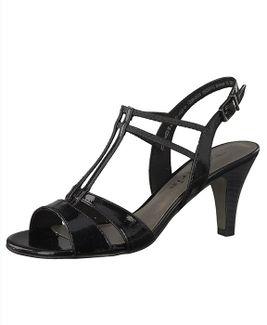 Tamaris sandále QW852423060 Čierna
