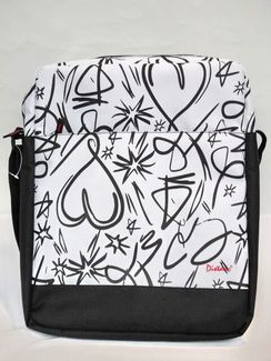 Tašky HI607018016 biela