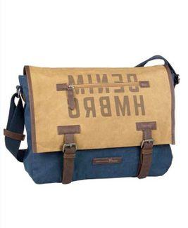 TOM TAILOR kabelka QT802274098 modrá