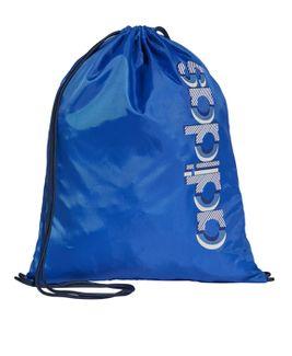 Adidas vrecko QM801955098 modrá