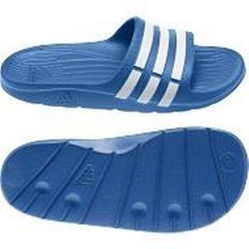 Adidas vsuvky QM432423099 modrá