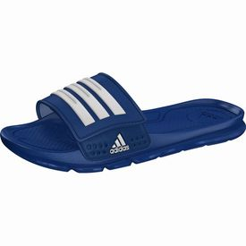 Adidas vsuvky QM632733099 modrá