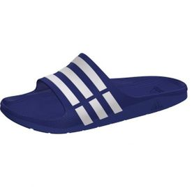 Adidas vsuvky QM772079098 modrá