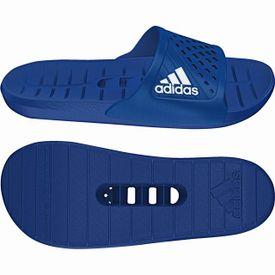 Adidas vsuvky QM772854098 modrá