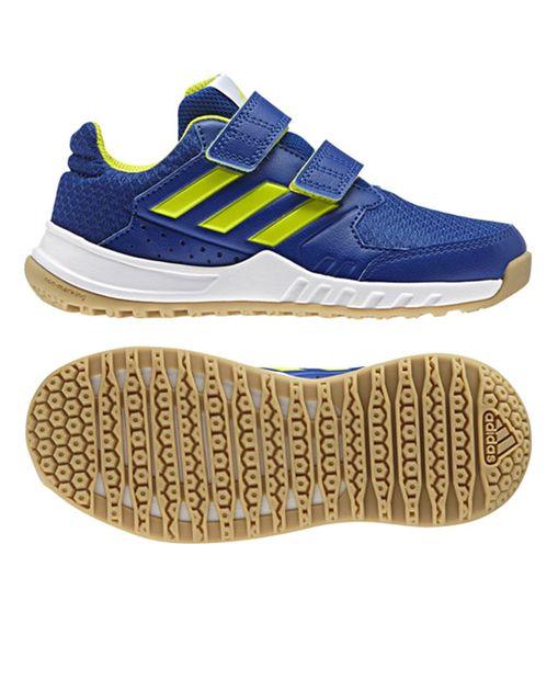Adidas poltopánka QM865990098 modrá